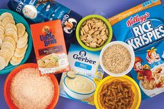 Consumer Reports says it has found arsenic in rice and rice products, including baby cereal.