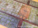 Fantasy Football Dwarven Pitch Drain Cover, Blood Bowl, Sports Games, Fantasy Football, Dwarf, Pitch, Cards, Sports, Pe Games