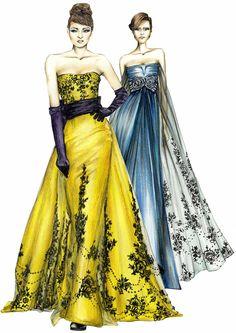Best fashion design of August 2010 by Silvia Orsatti (Italy) :: Istituto di Moda Burgo
