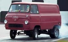 Gasser AND it's a van AND it's lifted. What more could I want???