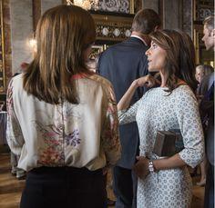 Reines & Princesses: Réception en l'honneur du départ de Ove Ullerup, Copenhague