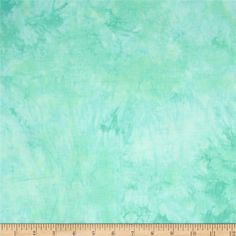 Designed for Benartex, this cotton print fabric is perfect for quilting, apparel and home decor accents. Colors include shades of aqua green.