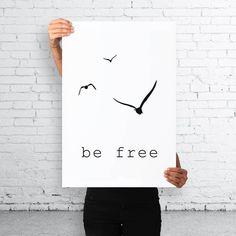 Sklep online: www.foxartstudio.pl  _____________________________   #plakat #minimalistyczne #dodatki #do #wnętrz #dekoracje #naścianę #minimalizm #plakaty #typograficzne #typografia #cytaty #napisy #z #napisami #grafika #prostota #simple #skandynawski #design #styls #kandynawski #wystój #wnętrz #dekoracje #do #domu #na #ścianę #be #fee #befree #prostota #minimalizm #less #is #more