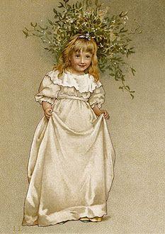 Swedish Christmas Child