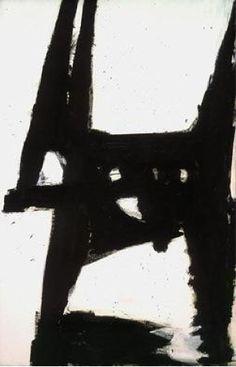 Franz Kline, Four Square, 1956