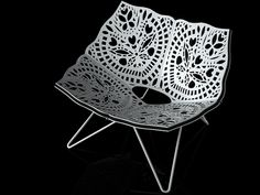 Prince by Louise Campbell: Metal #Chair #Louise_Campbell