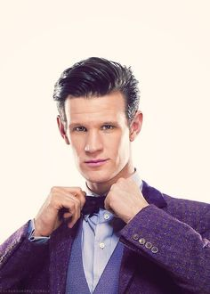 Hmm, don't think I have this one on here...❤️ Matt Smith.
