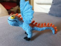 Baby Scutterclaw!💙 Vikkeläkynsi poikanen!💙 Httyd, Dinosaur Stuffed Animal, Dragon, Babies, Animals, Babys, Animales, Animaux, Dragons