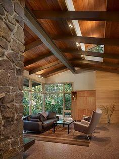 "Modern Architect Design: Davis Residence ""The Lake Forest Park Renovation"""