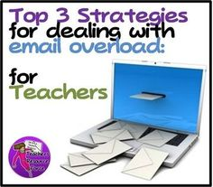 Emails. We all get them on a daily basis. Alongside the hundred other things your day is filled with as a teacher, checking emails can either fall by the wayside or end up dominating every little pocket of your day.   Here are some strategies to keeping on top of your inbox and being known as that reliable teacher who always knows what is going on in and around school, is superb at responding to emails but is rarely seen hunched over their computer all day! Want to know more? Keep reading...