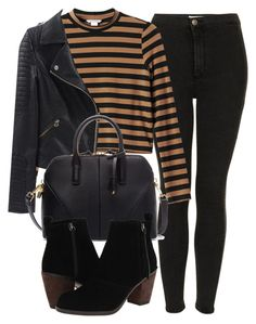 """Untitled #4975"" by laurenmboot ❤ liked on Polyvore featuring Topshop, Monki, Zara and Dolce Vita"