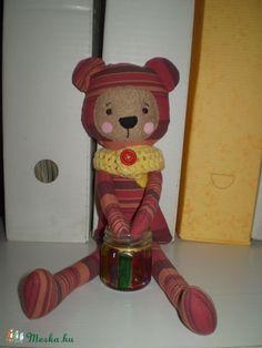 Borzas medve (pillenyek) - Meska.hu