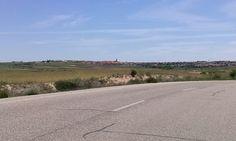 CARRANQUE (TOLEDO). Vistas de Carranque desde la carretera hacia el Parque Arqueológico.
