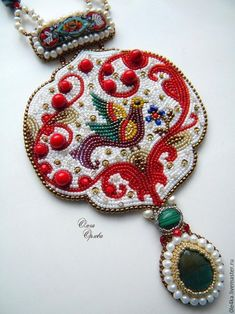 Изумительные украшения Ольги Орловой