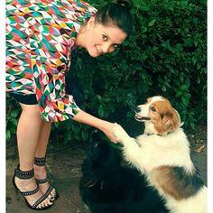 Estampa linda né?! VEM conhecer o lindo trabalho da marca gaúcha @osestampados!!! ❤ Acesse TOQUEDEGATA.COM ❤  Na sessão de fotos tive ajudantes muito especiais: meus dogs Bolinho e King ❤  #estampa #osestampados #kimono #quimono #modacriativa #modacolorida #instafashion #fashiongram #ootd #dogs #doglover #muitoamor #meuviralata #viralatasinstagram #viralatalovers #bff #bestfriends #brothers