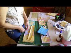 Porta papel higiênico Coruja para 2 ou 3 rolos - YouTube