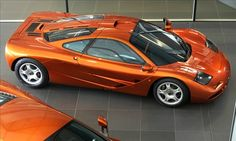Awesome - McLaren F1-  ...ability to reach a whopping 267.86 mph.