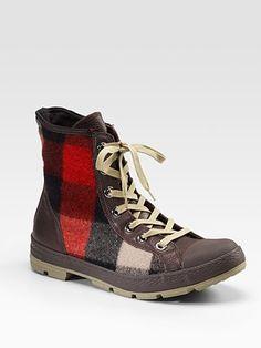 Lumber Jack Converse