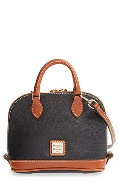 Dooney & Bourke 'Bitsy' Leather Crossbody Bag available at #Nordstrom