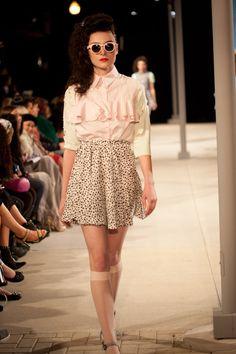 Tuft. Nashville Fashion Week 2013. nashvillefashionweek.com #nashfashweek #whynfw