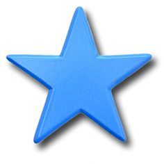 Star Bright Blue Drawer Pull Blue Drawers, Captains Bed, Drawer Pulls, Kids Furniture, Sale Items, Kids Room, Bright, Stars, Wood