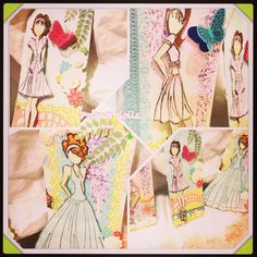 Prima Doll Stamp TAGS