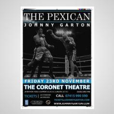 Johnny Garton Flyer