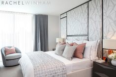 Master Bedroom   Rachel Winham Interior Design