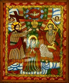 Imagine similară Religious Icons, Orthodox Icons, Folk Art, Saints, Glass, Painting, Christ, Kids, Popular Art