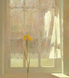 - Winterochtend- , by Jan van der Kooi,  Dutch painter of contemporary art