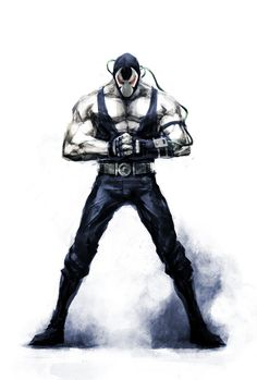Bane by naratani on deviantART