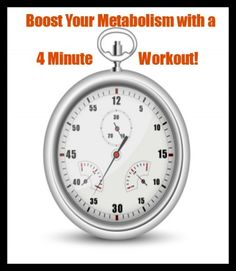 Quick Workout that Boost Metabolism