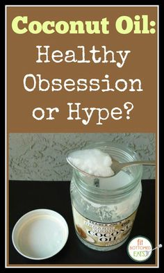 Coconut oil is healthy, but how healthy is it really? We have the scoop!   Fit Bottomed Eats