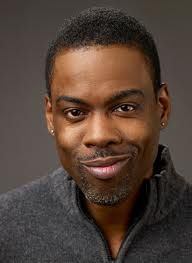 Chris Rock- he's one of my inspirations! I'm in awe of him and all he does always.