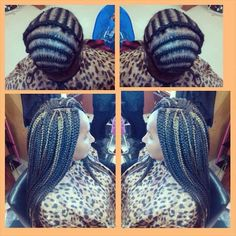 Braid Pattern For Crochet Braids TnC Natural Hair Style Braids - Diy braid pattern
