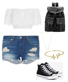 """""""Untitled #1"""" by zain-mjalli on Polyvore featuring Miguelina, rag & bone, Converse, Bling Jewelry and Wanderlust + Co"""