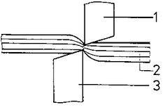 Cizallado - Curso: Láminas, tubos y perfiles. Material de trabajo para los aprendices: 4. Funcionamiento del cizallado