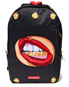 Ski Mask Backpack by Sprayground