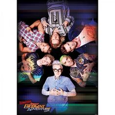 Buy Online McBusted - 2015 Tour A1 Poster