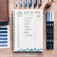 Back to the basics! A simple sleep tracker with an added section for energy log. I really need to fix my sleeping schedule, but I feel…