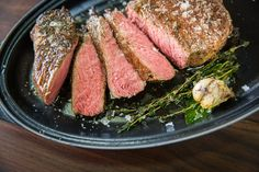 Predictable, packed with flavor, impossibly easy, and ready when you are—say hello to sous vide steak.