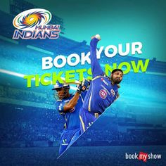 Amazing run chase in the last game! Mumbai Indians are just getting started. Vivo +Indian Premier League | IPL  Book on BookMyShow