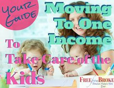 Living off one income is tough these days but it can be done and it can be beneficial if one spouse will be staying home with the kids. See how you can do it. Living On A Budget, Frugal Living, Household Budget, Financial Tips, Financial Planning, Budgeting Money, Money Matters, Three Kids, Take Care