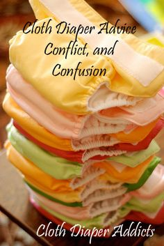 Cloth Diaper Advice, Confusion, and Conflict - Cloth Diaper Addicts
