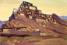 nicholas roerich paintings - Google Search