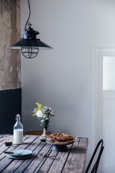 our food stories // industrial kitchen in the countryside