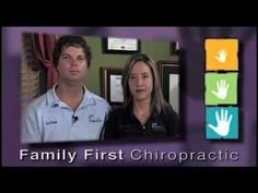 Welcome to Family First Chiropractic in Dripping Springs, Texas!  Doctors of Chiropractic Chae and Monya Tracy explain the philosophy of their natural care approach and the benefits of maintaining good spinal health.  Turn your power ON!