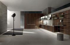 Italian Modern Design Kitchens - Icon by Ernestomeda ernestomeda.com