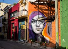 Street Art Graffiti Things To Do In Athens