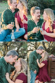 Lifestyle Engagement session at Star Hill Ranch in Austin, TX